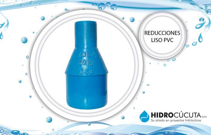 Reducciones Liso PVC