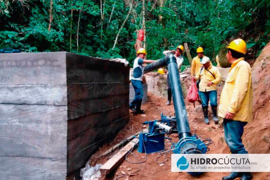 Proyecto Gramalote 3 HIDROCÚCUTA
