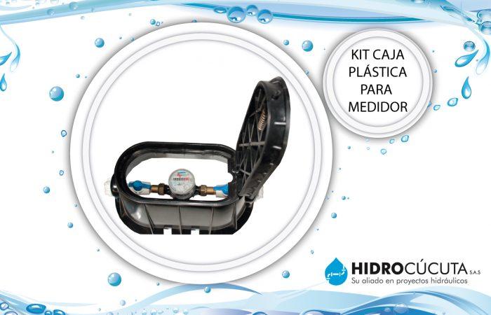 Kit Caja Plástica para Medidor