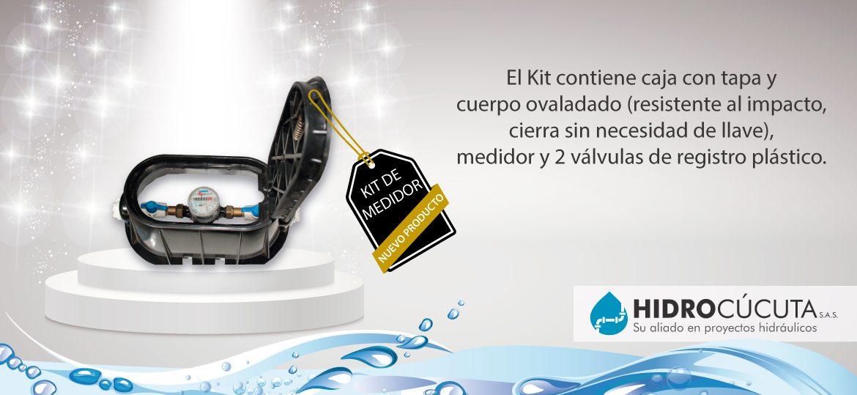 Kit-Medidor